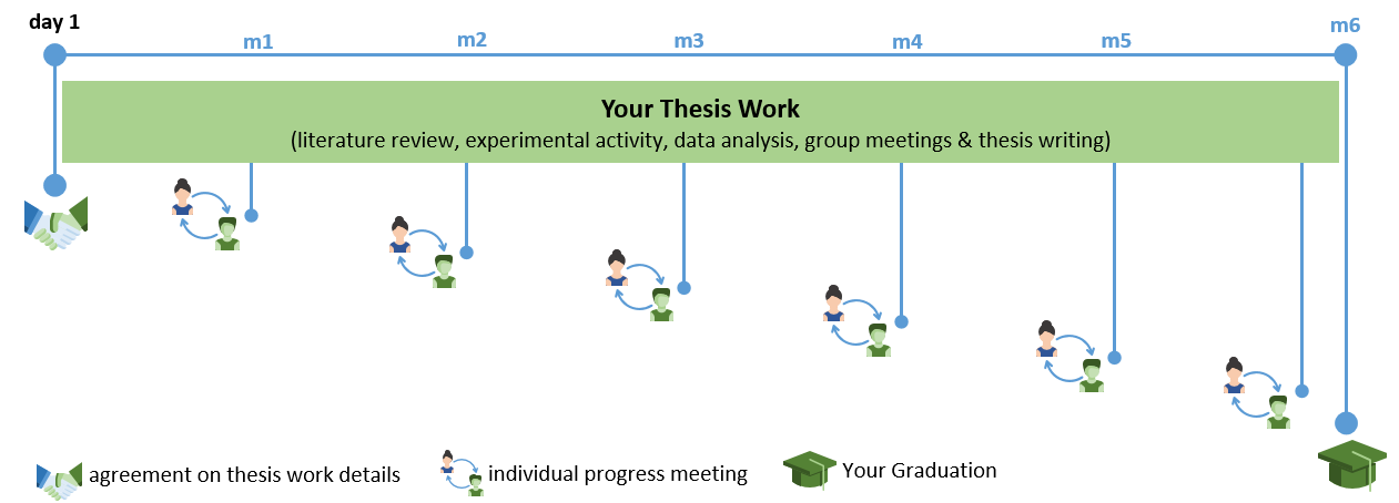 MSc Thesis Process