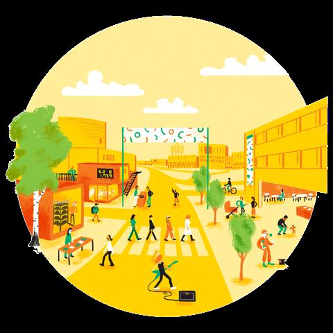 Main Street vision